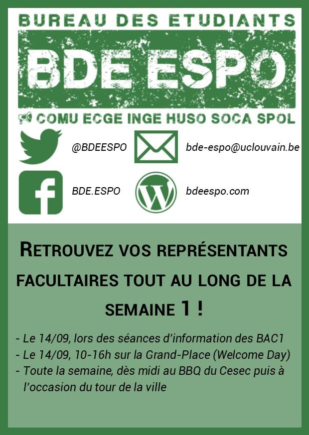 Tract BDE ESPO